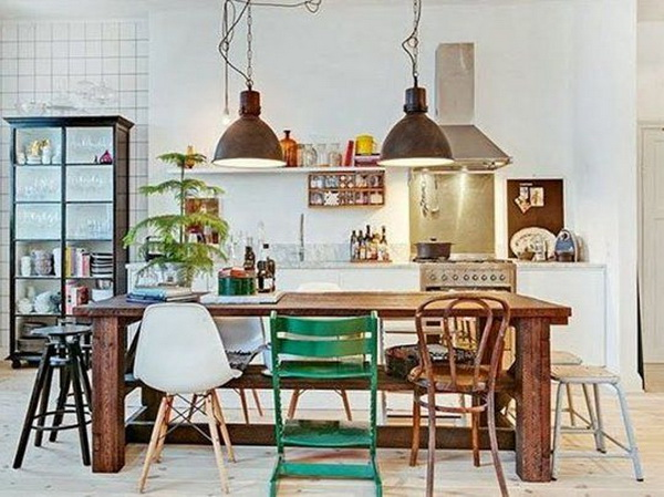compact-dining-table-with-different-chairs-10-style-tips-for-pulling-off-a-mix-u0026-match-dining-set-