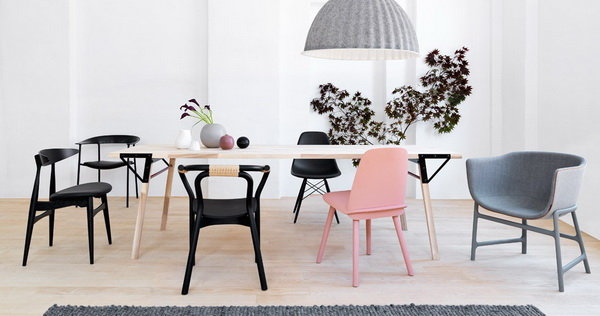 unique-dining-table-with-different-chairs-mix-and-match-dining-chairs-inmyinterior-