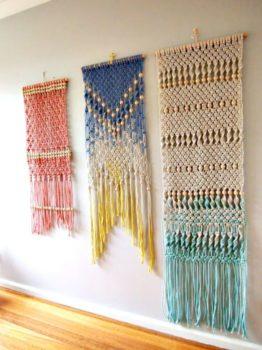 Modern-Macramé-Wall-Hanging