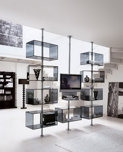 Multifunctional-room-deviders-TV-Shelving-system-in-Domino-Collections-from-Porada