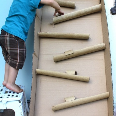 Genius-Craft-Ideas-DIY-Ball-Maze