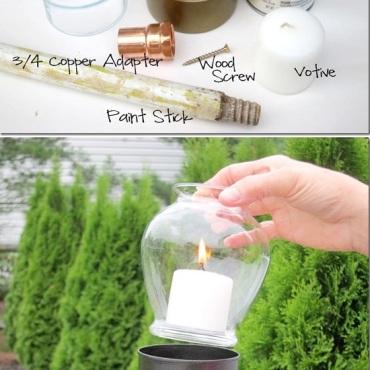 Genius-Craft-Ideas-DIY-outdoor-candle-holder.